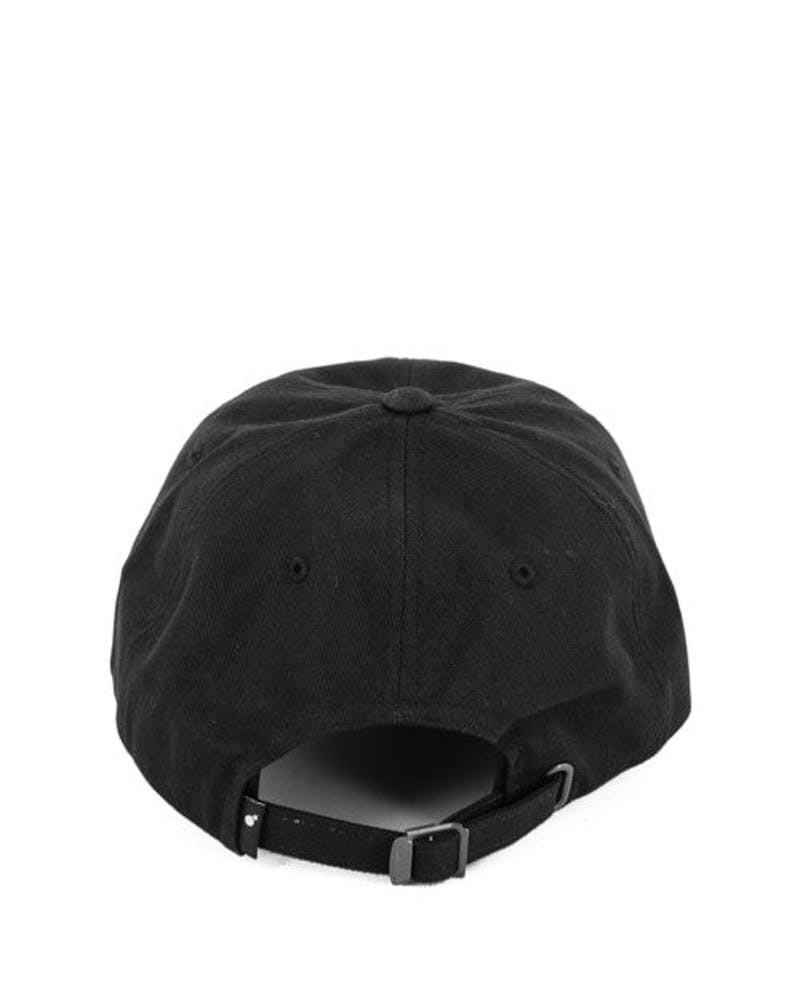 Wealth Strapback Black