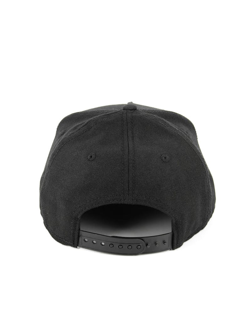 New Era Yankees CK 940 A-Frame Snapback Black/white