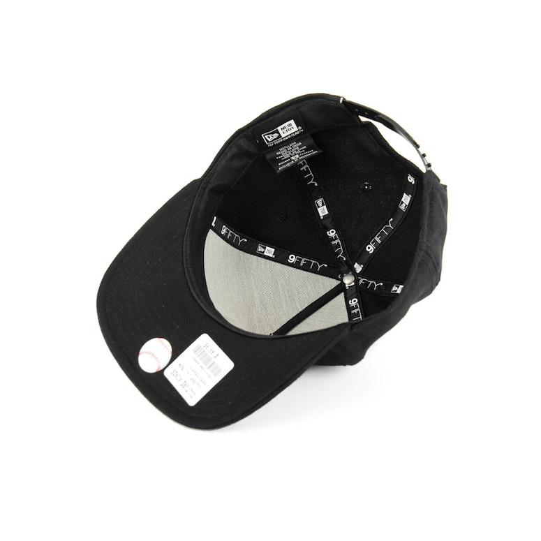 Yankees A-frame Snapback Black/white