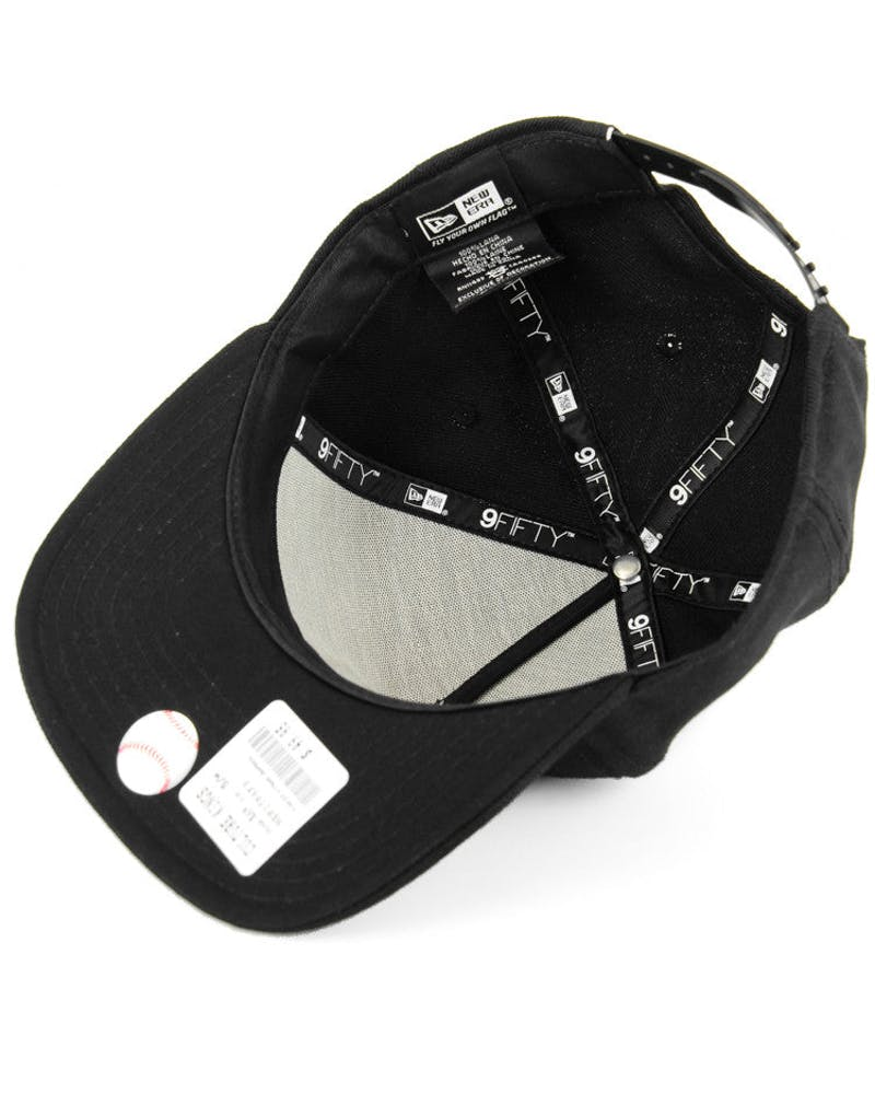 New Era Red Sox CK 940 A-Frame Snapback Black/white