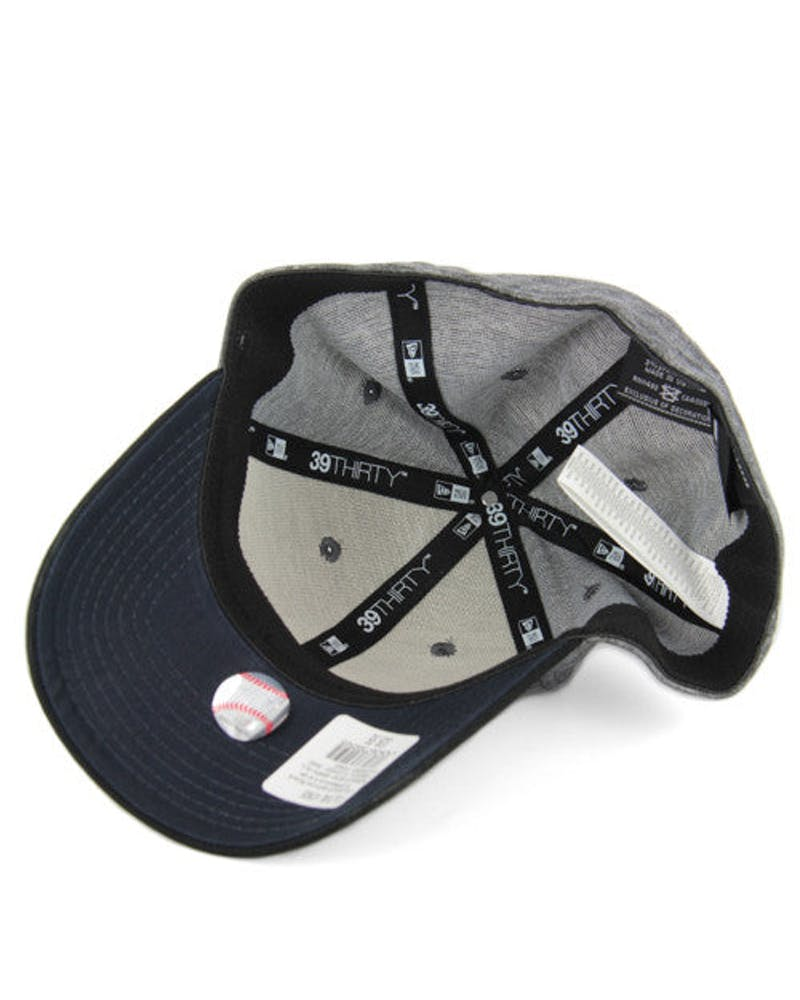 Yankees Flecked 3930 Graphite/black