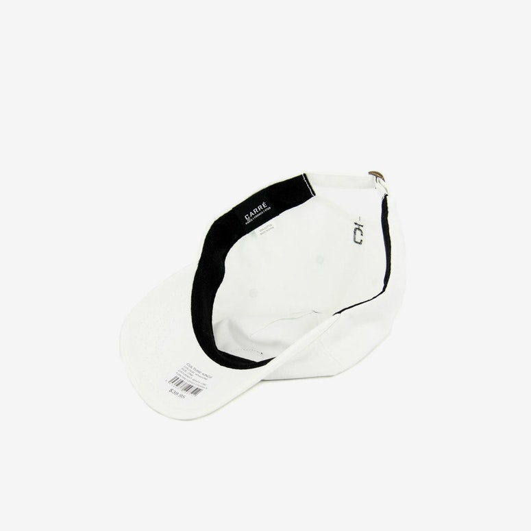 Turn Precurved Strapback White