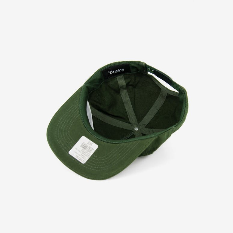d322574b5d8ec Grade Snapback Forest Green