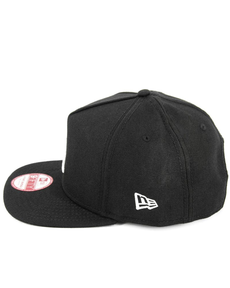New Era Dodgers CK 940 A-Frame Snapback Black/white