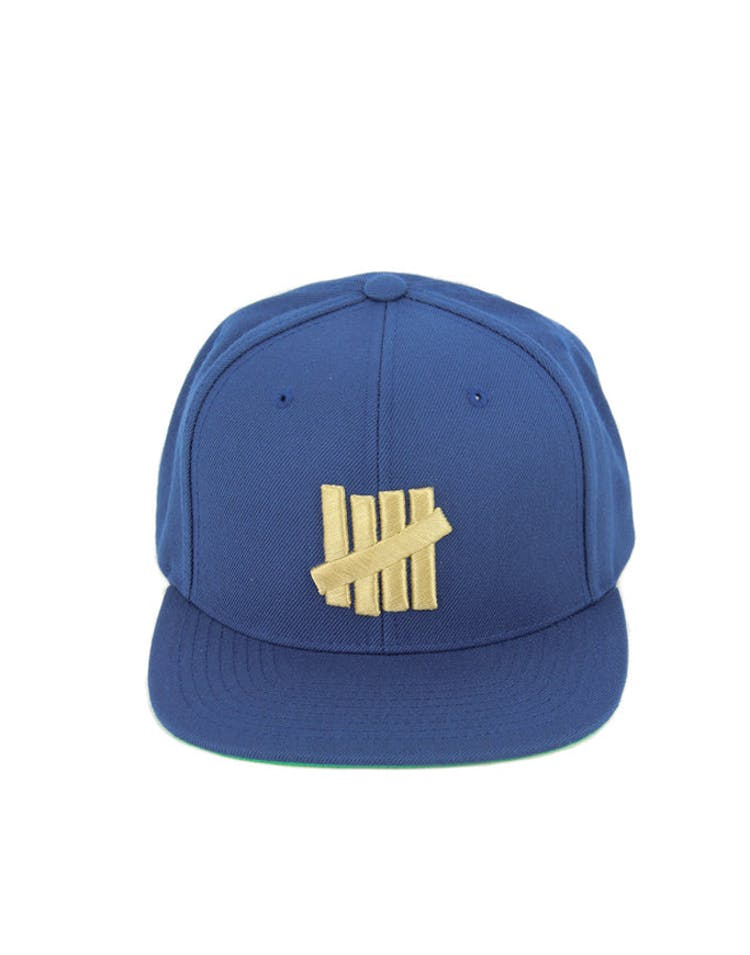 13a69f18 Undefeated 5 Strike Snapback Navy/gold – Culture Kings
