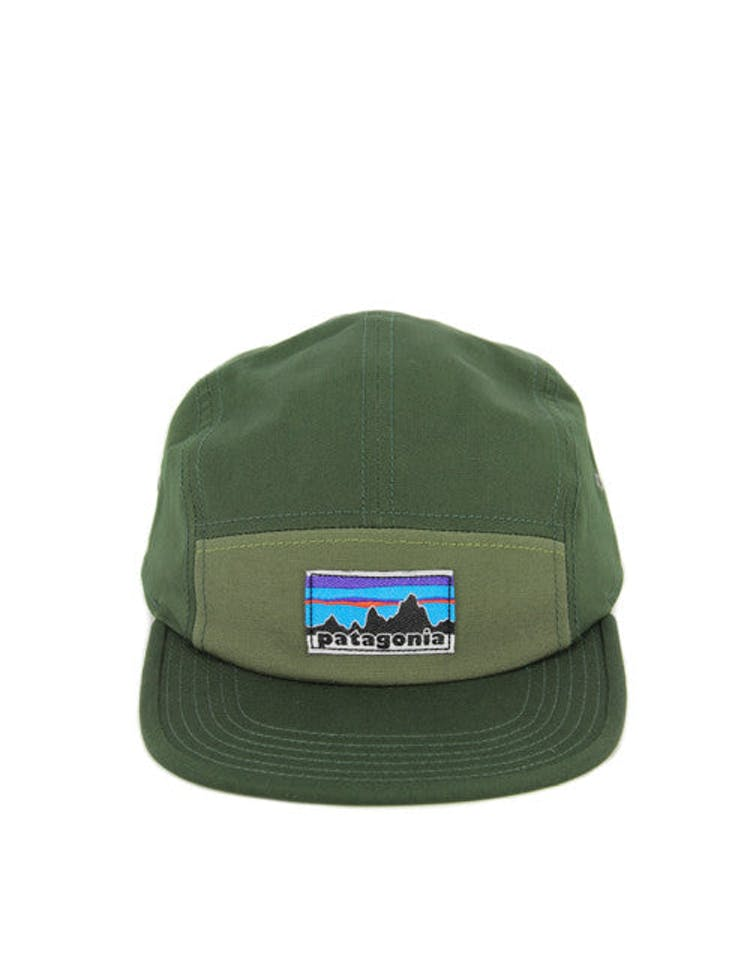 ac52b91a Patagonia Retro Fitz Royal Label 5 Panel Army Green – Culture Kings