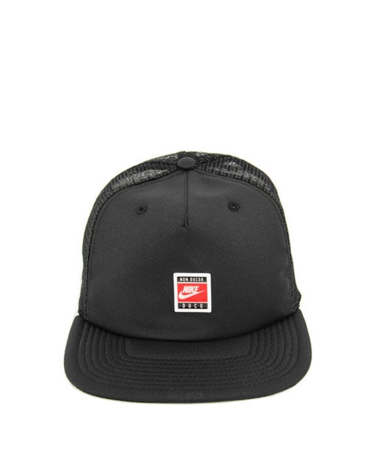 87dcf5e2 Nike Cush Pro Trucker Snapback Black – Culture Kings