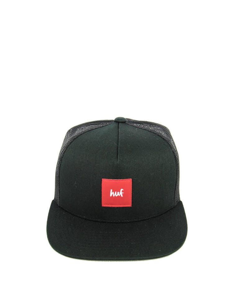 f6def0dbc6b011 Huf X Chocolate Collaboration Trucker Cap Black – Culture Kings