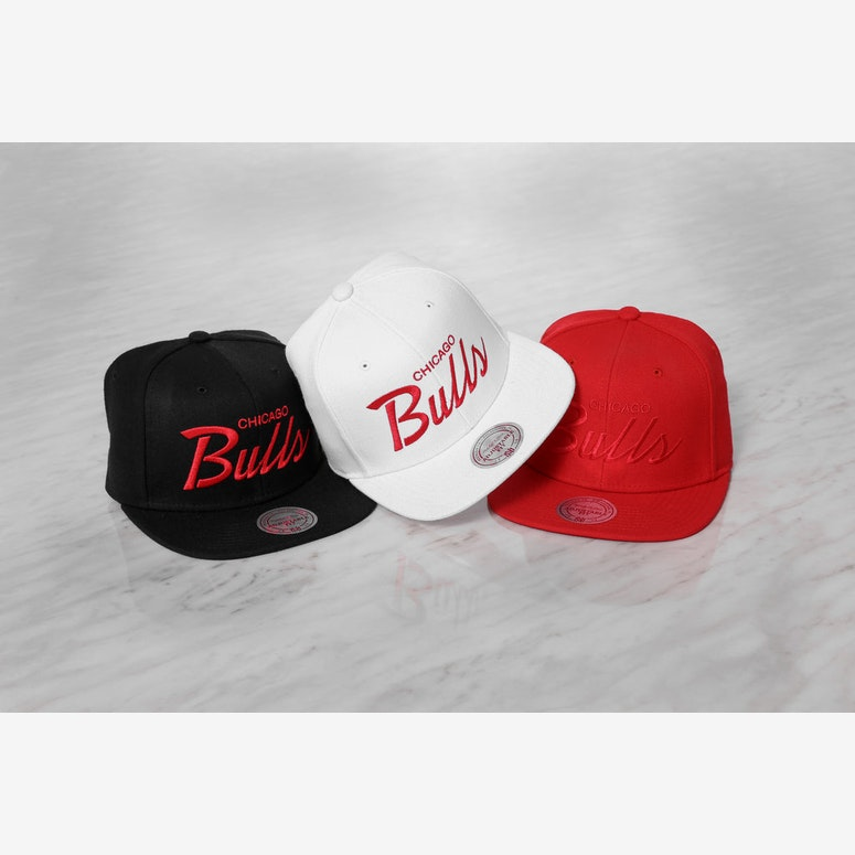 Bulls Basic Team Script Red
