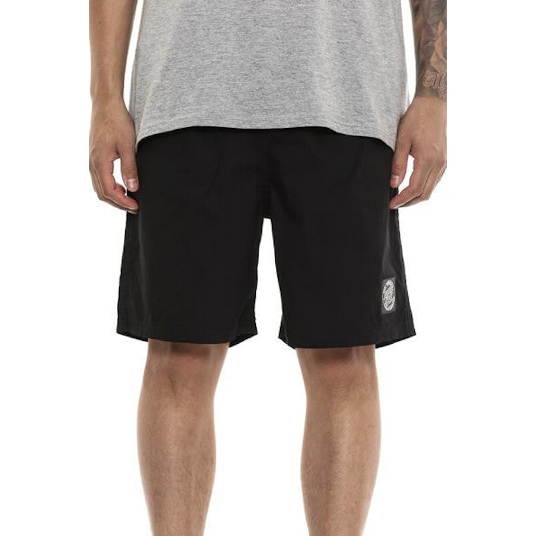 Santa Cruz Cruzier Solid Short Black