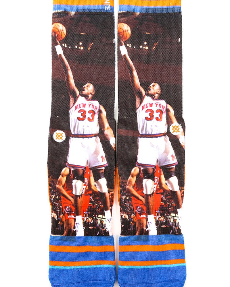 Sublimated NBA Legends SK Blue/orange