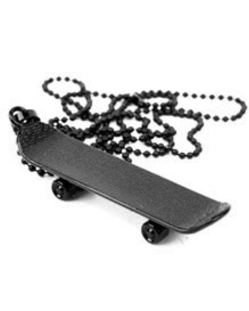 Dope Skateboard Chain Black