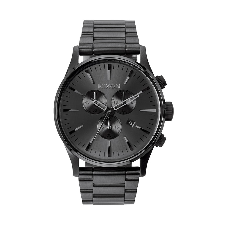 Sentry Chrono Gunmetal