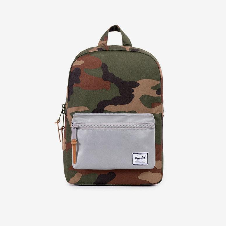 Herschel Bag CO Settlement Backpack Kids Camo – Culture Kings db5e379507