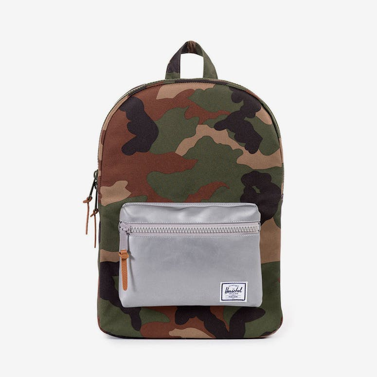 86a08ca23bc2 Herschel Bag CO Settlement Backpack Youth Camo – Culture Kings