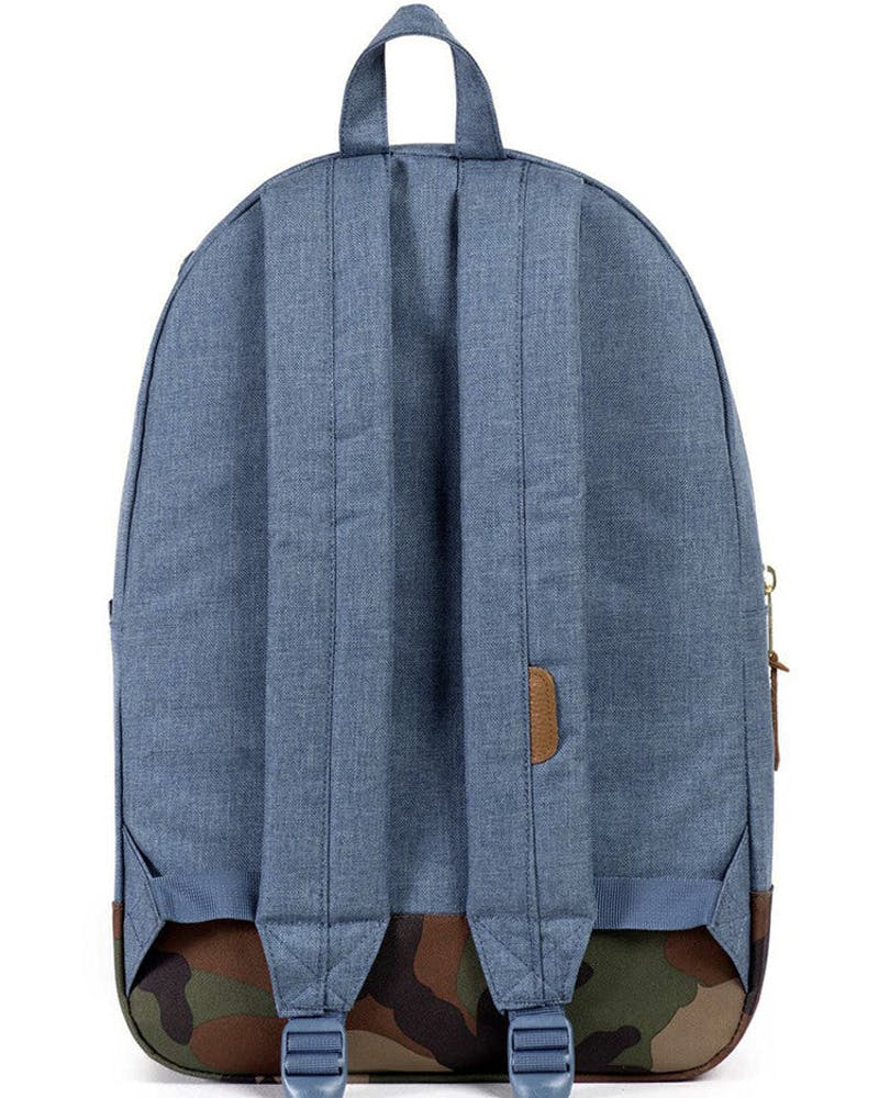 Settlement Backpack 3 Navy/camo/brown
