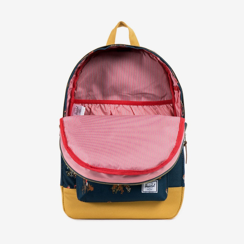 Settlement Backpack 3 Navy/yellow