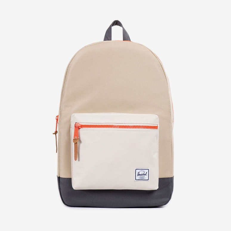 Settlement Backpack 3 Khaki/white/ora