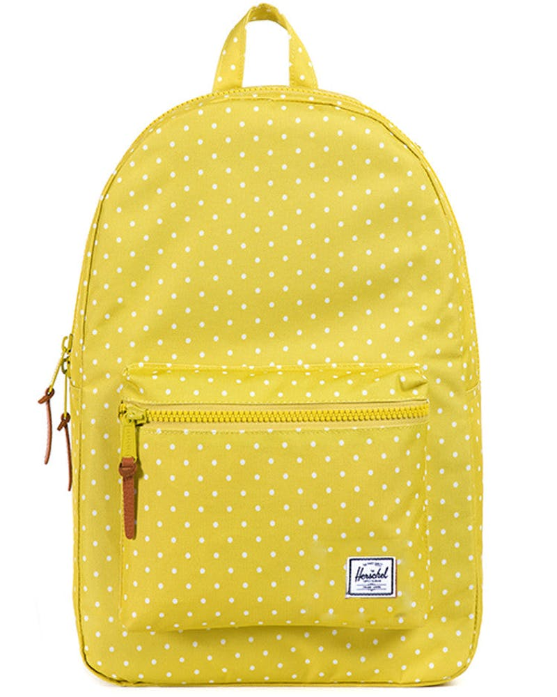 Settlement Polkadot Bpack Yellow