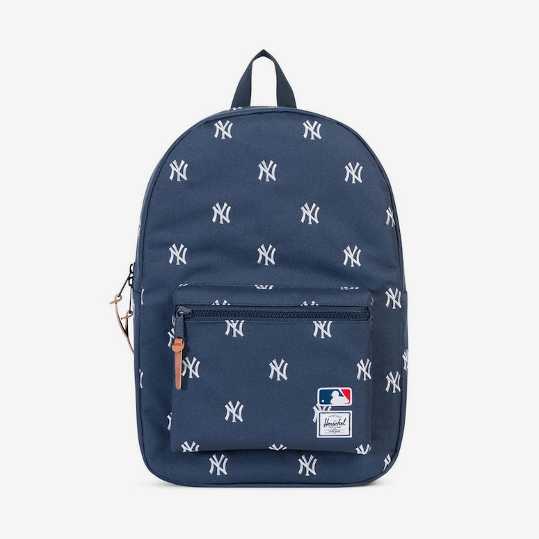 Yankees Mlb Settlement BP Navy/white