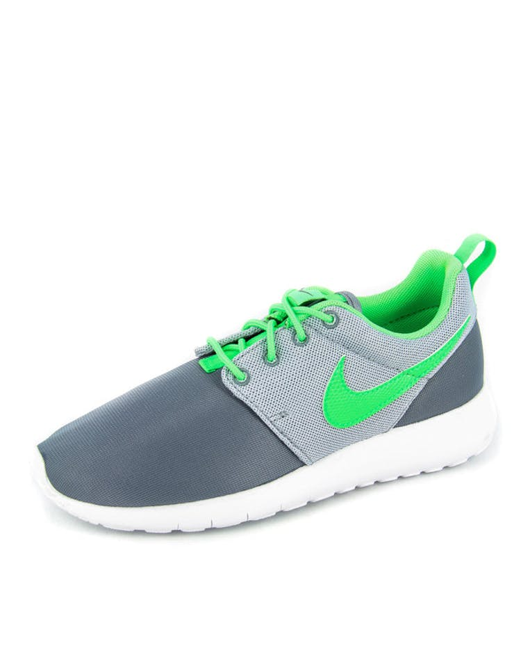 best sneakers ebcc4 0f895 Nike Roshe One (gs) Grey green dark – Culture Kings