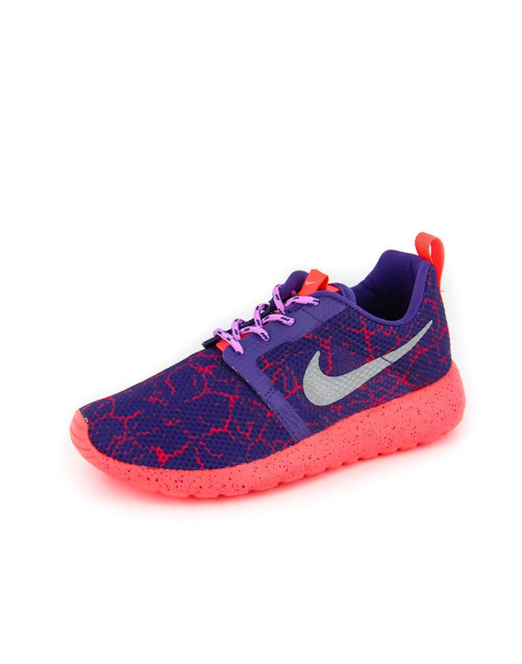 low priced f9588 a59de Roshe One Flight Weight (gs) Purple/silver/p