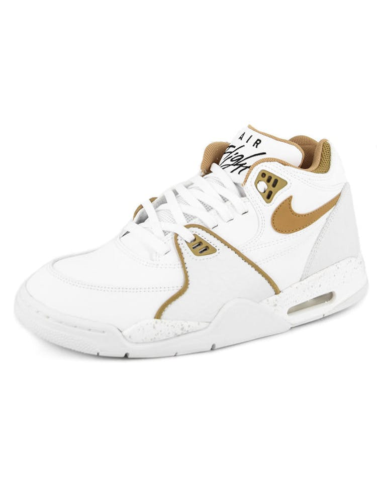 purchase cheap 439e8 f3acc Nike Air Flight 89 White gold – Culture Kings