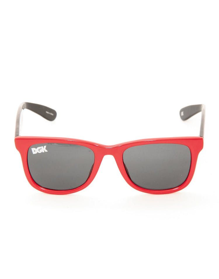 Haters Sunglasses Red/black