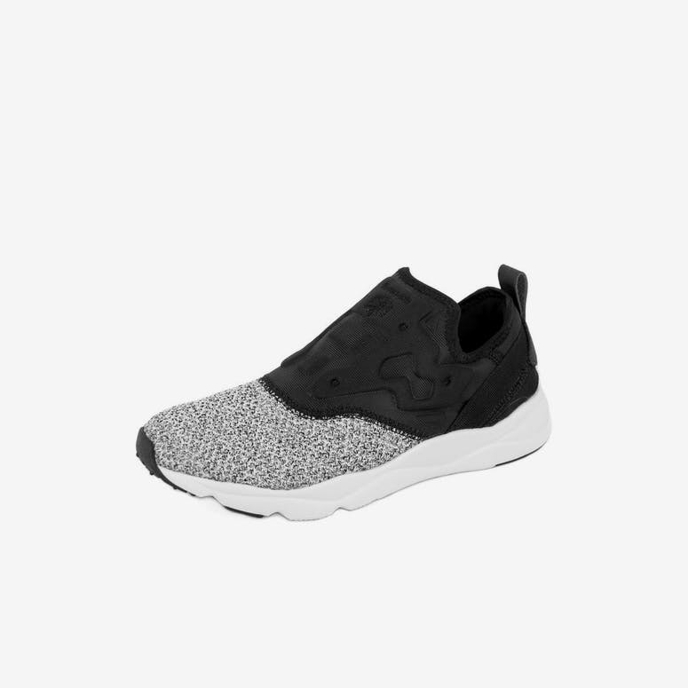 5e3db2d15406 Reebok Furylite Slip-on Lux Women Black white – Culture Kings