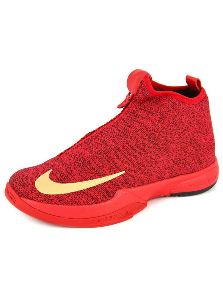 best service a80b7 780d5 Nike Zoom Kobe Icon Red gold black – Culture Kings