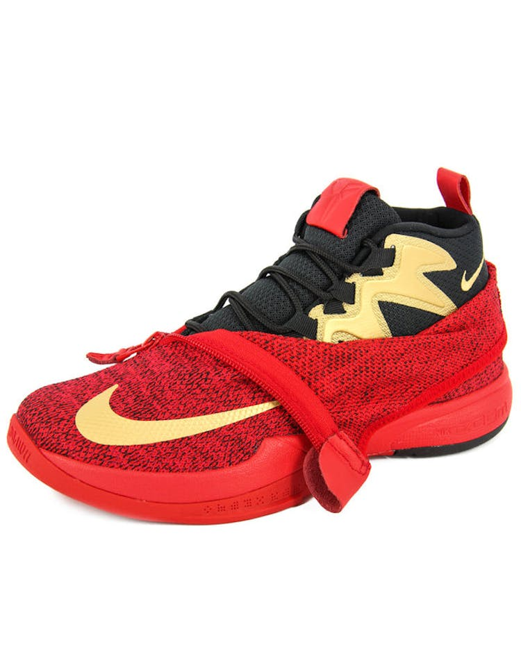 best service 4d34d 2ccdc Nike Zoom Kobe Icon Red gold black – Culture Kings