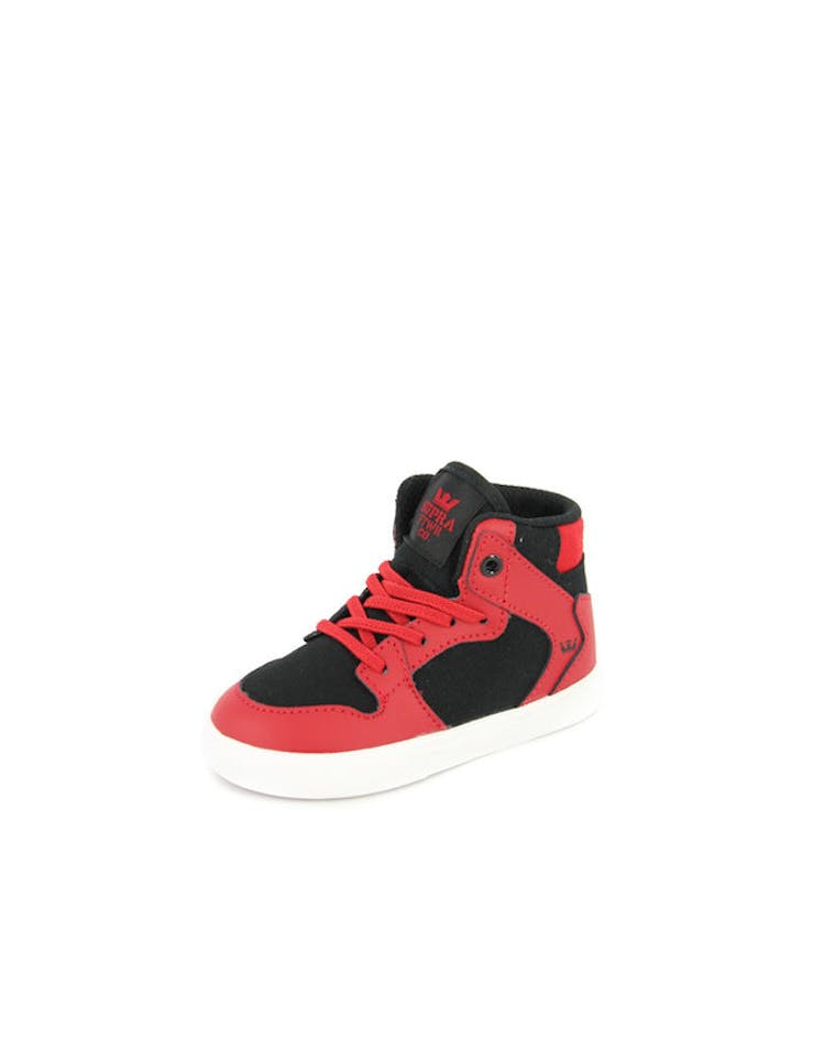 bfbb9da237 Supra Vaider Toddler Shoes Red/black/white – Culture Kings