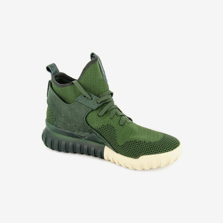 Tubular X Primeknit Dark Green