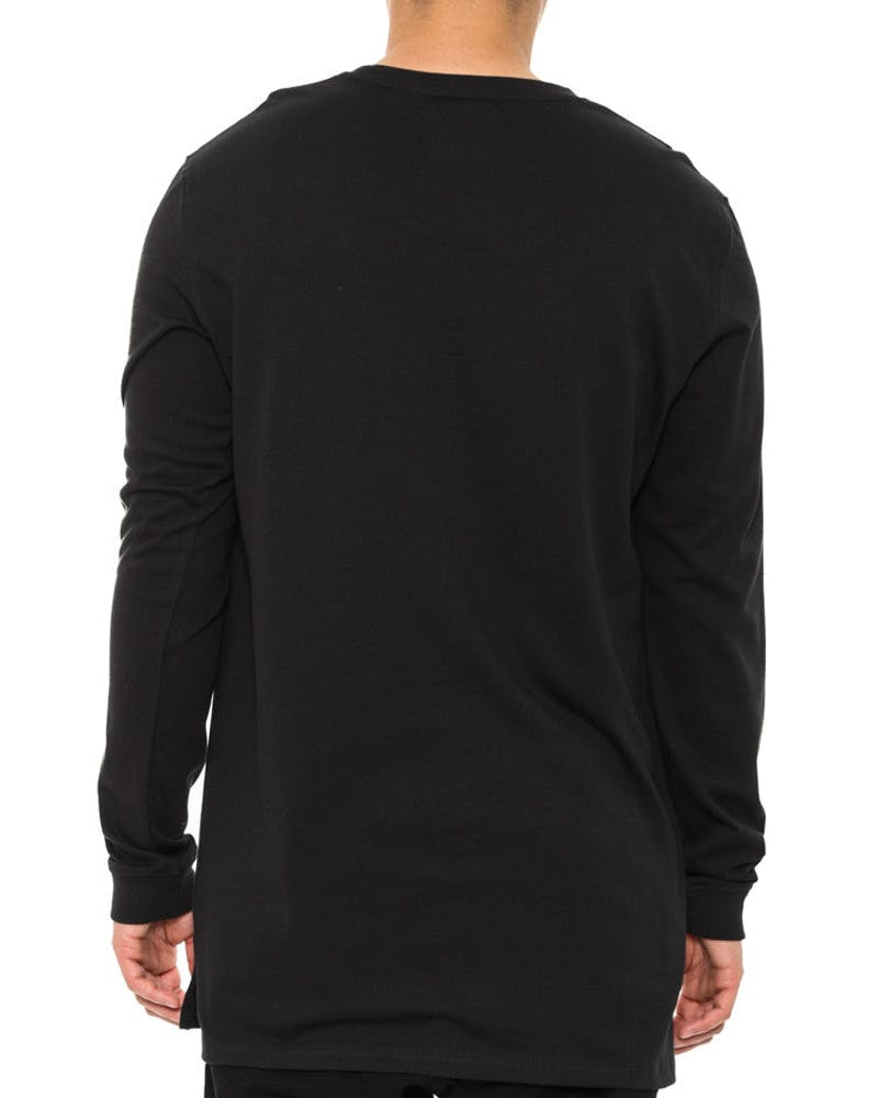 Horror Long Sleeve Tee Black