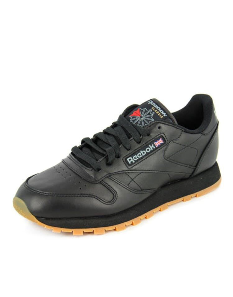 3e0032a4c1c Reebok Classic Leather Black gum – Culture Kings