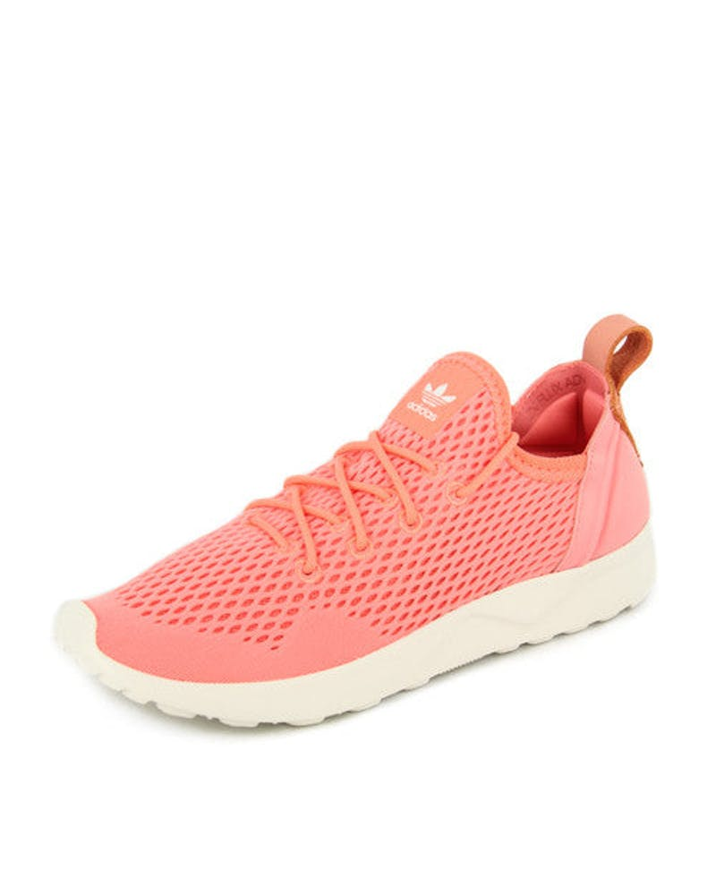 Women's ZX Flux Adv Virtue Coral/white
