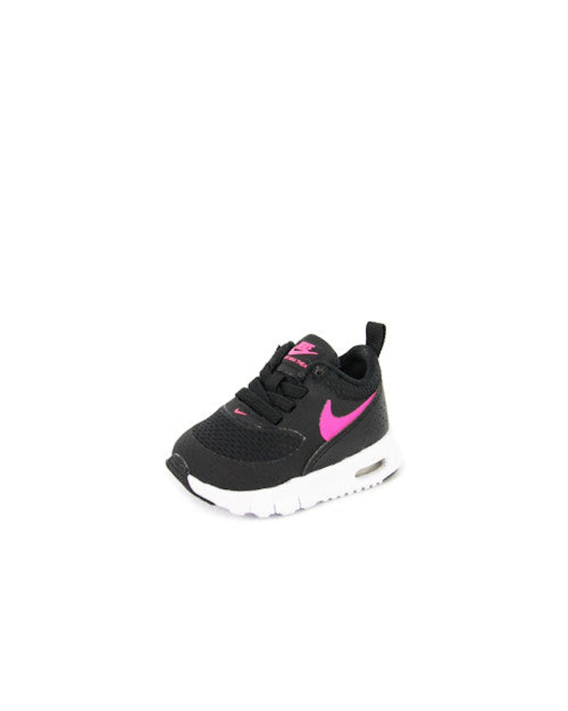 Girl's Air Max Thea (td) Black/white/pin