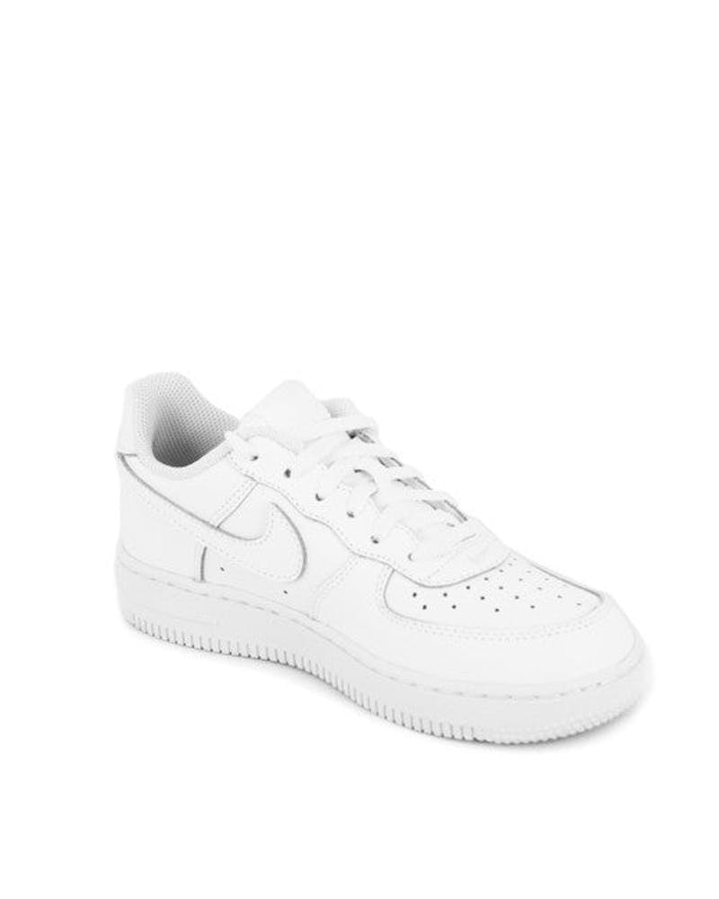 Boy's Airforce 1 (ps) White/white