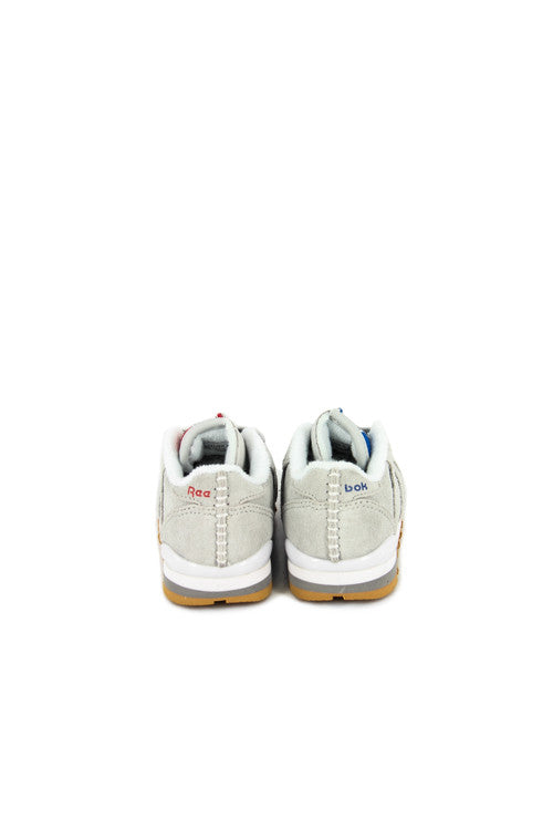 CL Leather KL Toddler Greywhitegum