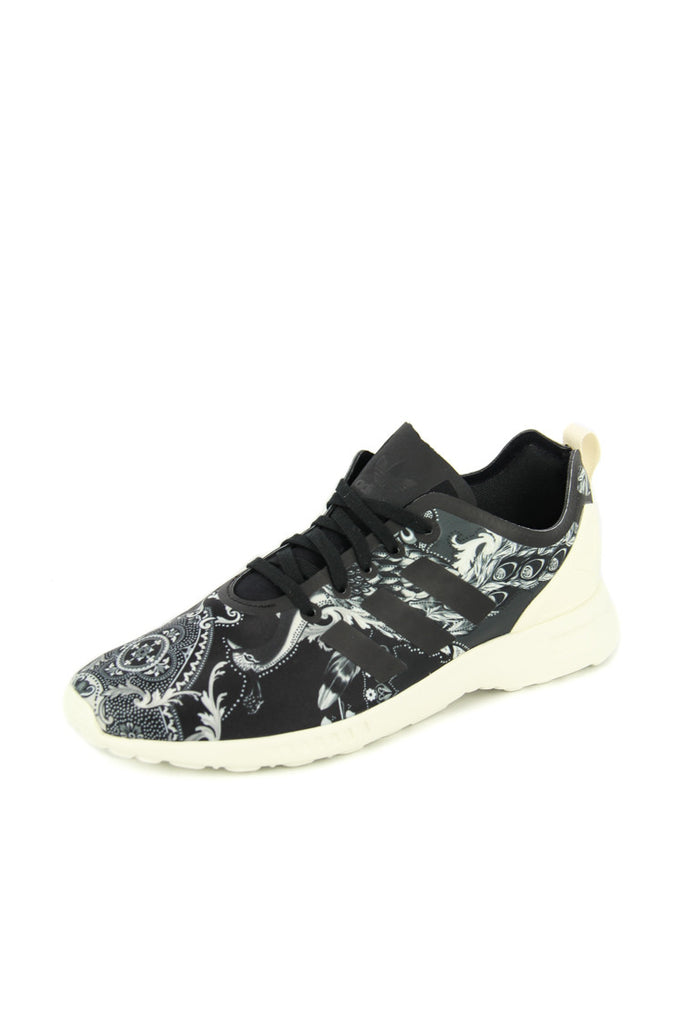 Women's ZX Flux Adv Smooth Blackwhite