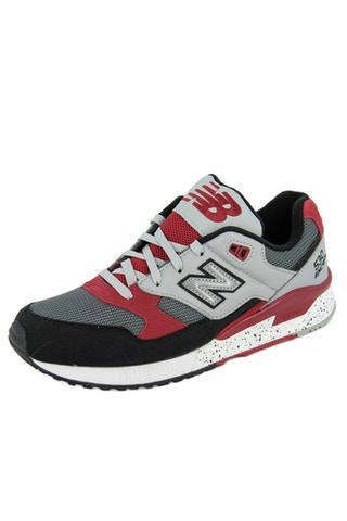Streetbeat Pack (530) Grey/red