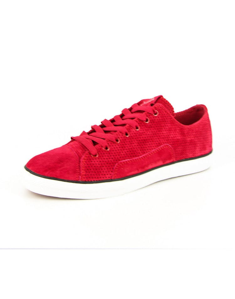 Brilliant Low Shoe Red