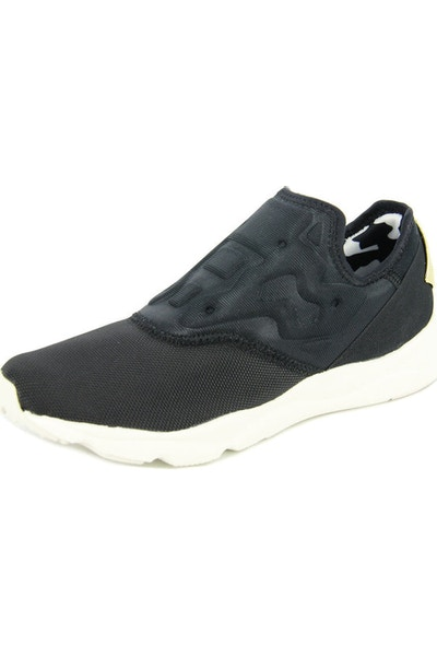 Women's Slip On Leo Black/white