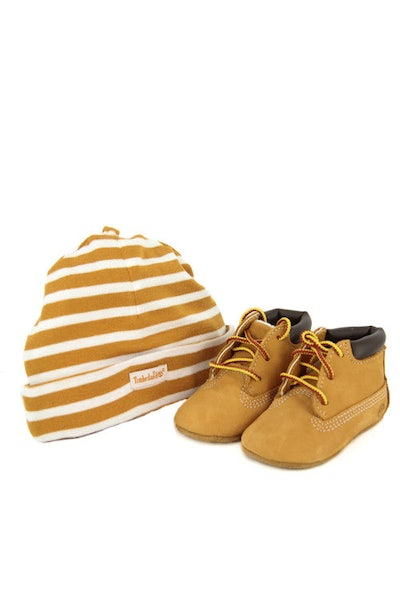 Crib Bootie Wheat
