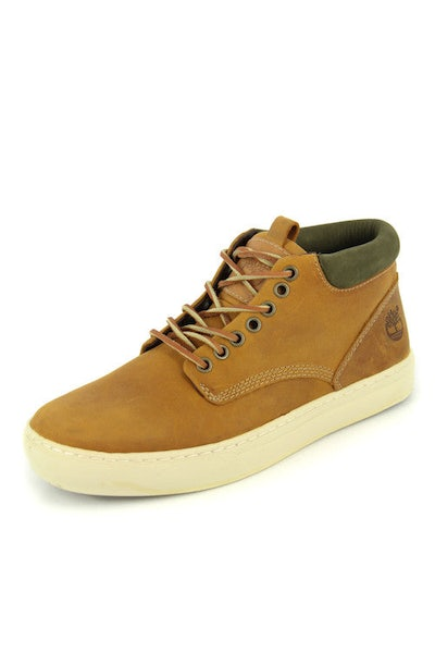Adventure Cupsole Chukka Wheat