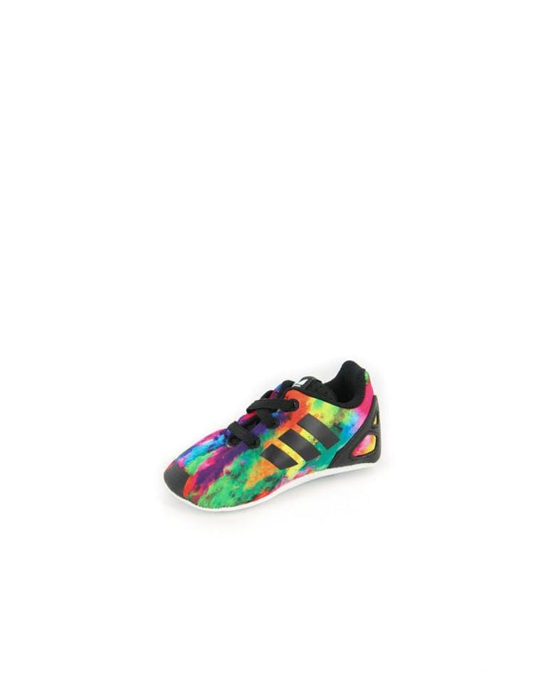 huge discount 9fa03 1513c ZX Flux Kids Multi-coloured/