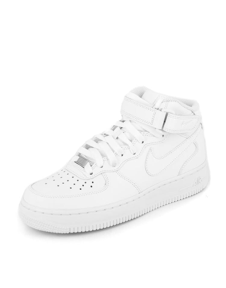 competitive price e93e6 c686c Nike Women s Air Force 1 Mid  07 LE White white – Culture Kings