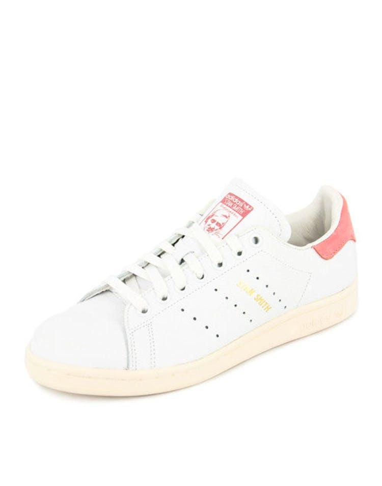 regarder e9e98 15d38 Adidas Originals Stan Smith White/pink – Culture Kings