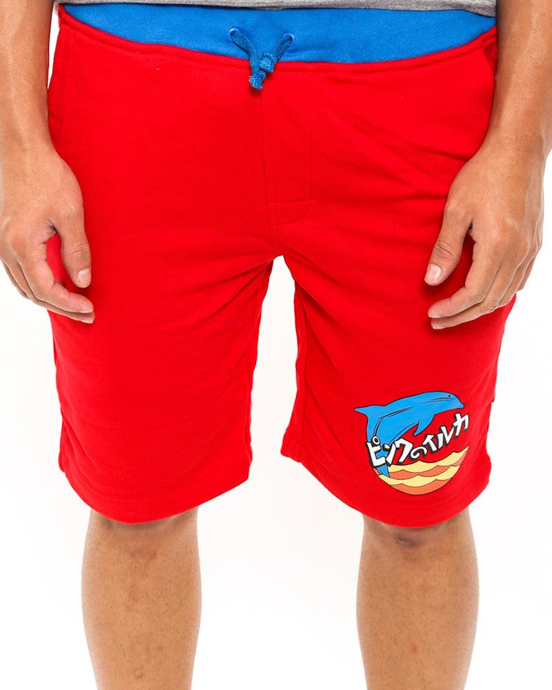 Script Pool Shorts 2013 Red