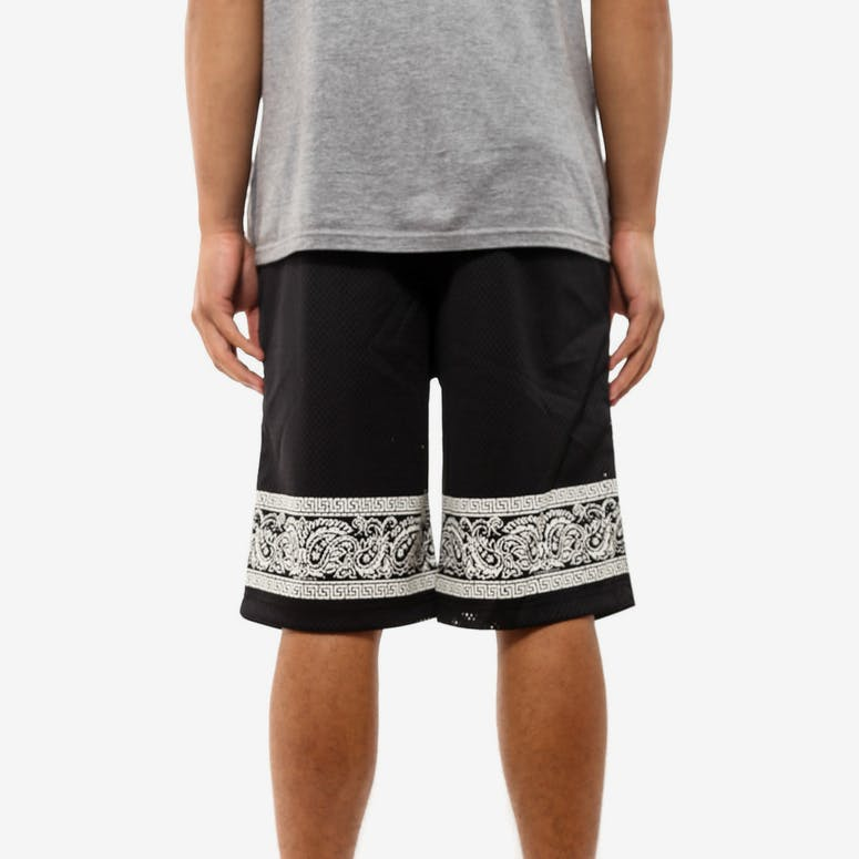 Bandit Basketball Short Black